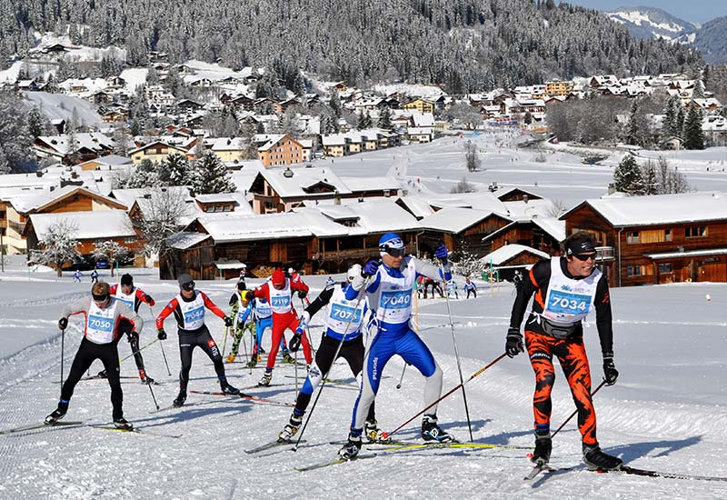 Calendrier Cross Country 2020.The World Masters Cross Country Ski Association Wma